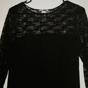 Lace Detailed Blouse/Shirt